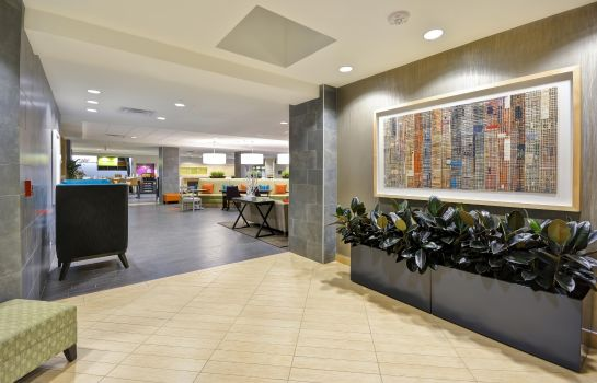 Hotelhalle Home2 Suites by Hilton Dallas Addison