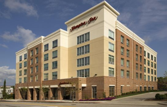 Außenansicht Hampton Inn by Hilton Wilmington Downtown NC