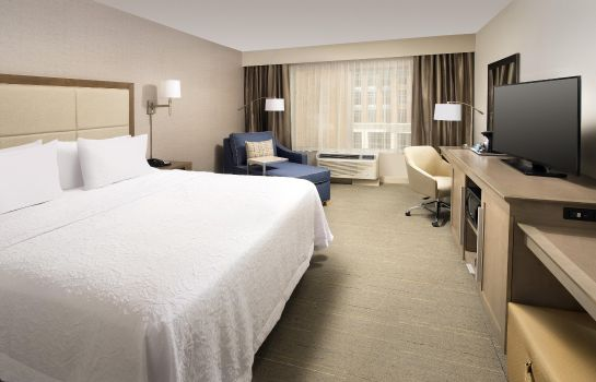 Zimmer Hampton Inn by Hilton Wilmington Downtown NC