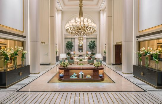 Hall de l'hôtel Waldorf Astoria Beverly Hills
