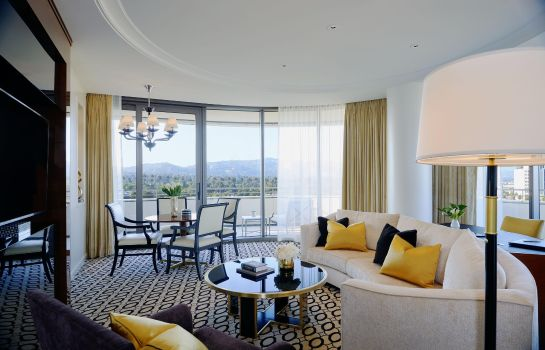 Suite Waldorf Astoria Beverly Hills