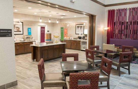 Ristorante Hampton Inn & Suites Bay City