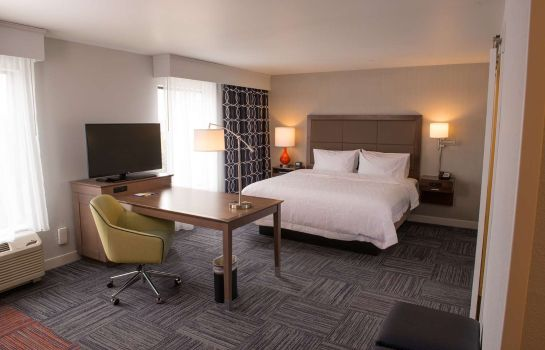 Suite Hampton Inn - Suites Bay City