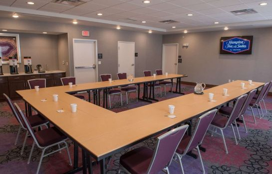 Sala konferencyjna Hampton Inn - Suites Bay City
