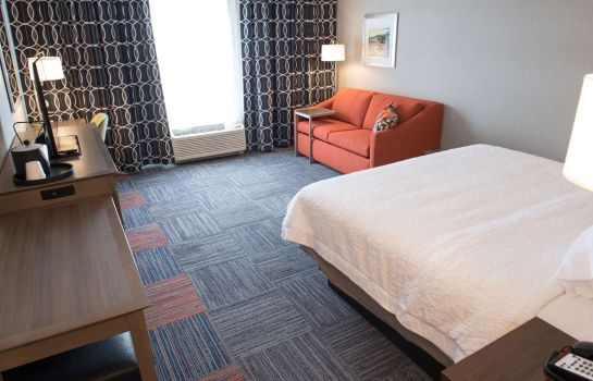 Pokój Hampton Inn - Suites Bay City