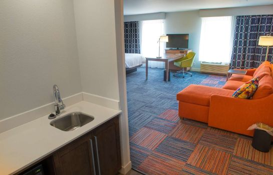 Zimmer Hampton Inn - Suites Bay City