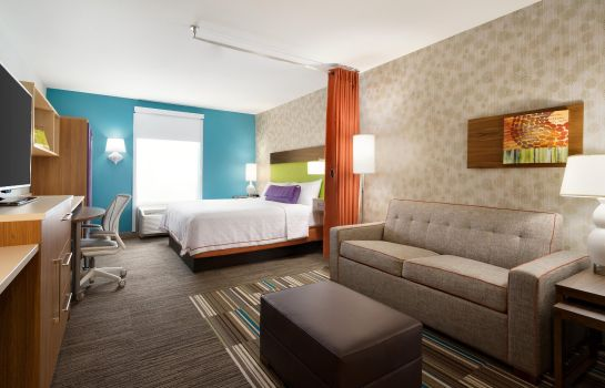 Suite Home2 Suites by Hilton Roanoke