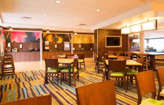 Restaurant Fairfield Inn & Suites Dickson Fairfield Inn & Suites Dickson