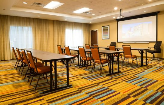 Conference room Fairfield Inn & Suites Dickson
