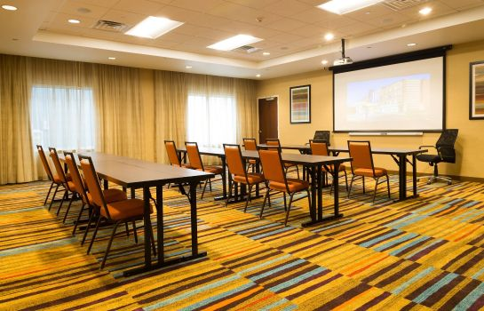 Sala de reuniones Fairfield Inn & Suites Dickson