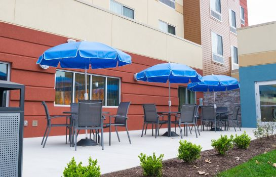 Information Fairfield Inn & Suites Dickson