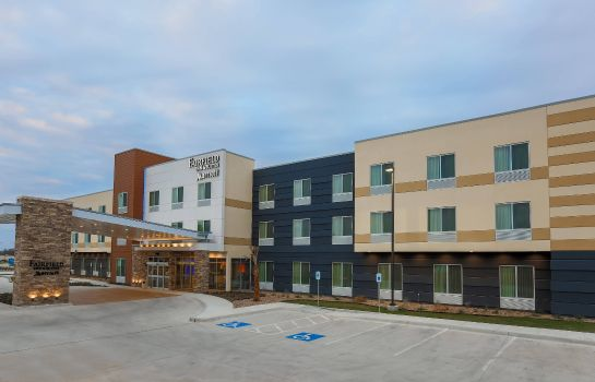 Vista esterna Fairfield Inn & Suites Cuero