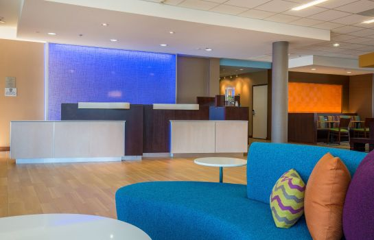 Hotelhalle Fairfield Inn & Suites Cuero