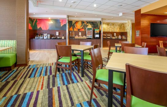 Restauracja Fairfield Inn & Suites Cuero