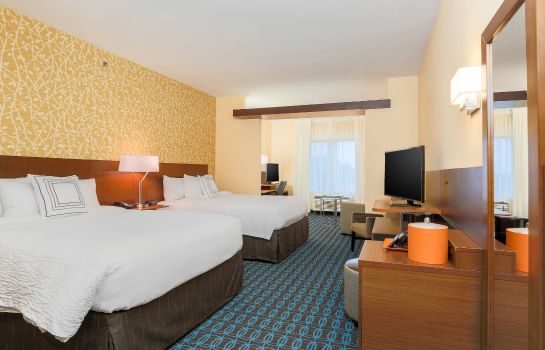 Suite Fairfield Inn & Suites Cuero