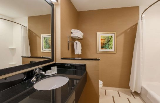 Room Fairfield Inn & Suites Cuero