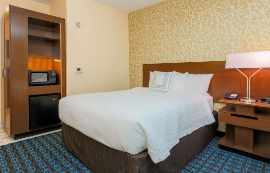 Camera Fairfield Inn & Suites Cuero
