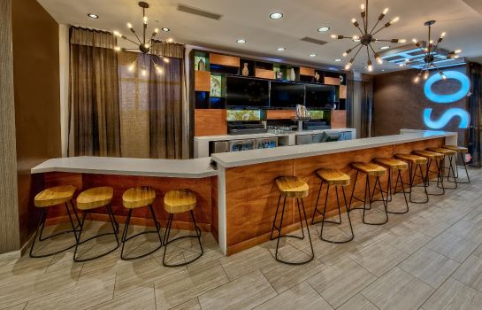 Bar hotelowy SpringHill Suites Amarillo