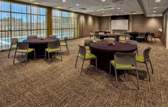 Conference room SpringHill Suites Amarillo