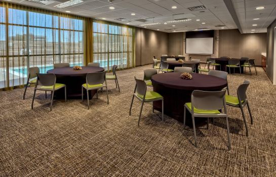Sala konferencyjna SpringHill Suites Amarillo