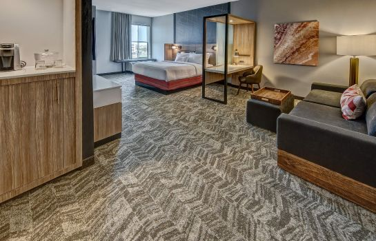 Room SpringHill Suites Amarillo
