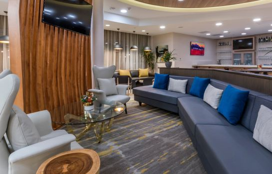 Hotelhalle SpringHill Suites Jackson Hole