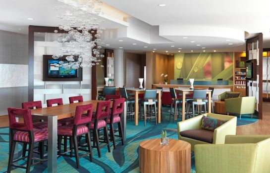Hotel-Bar SpringHill Suites Oklahoma City Downtown