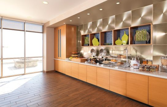 Restaurant SpringHill Suites Oklahoma City Downtown