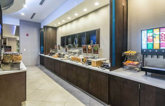 Restaurante SpringHill Suites Oklahoma City Downtown