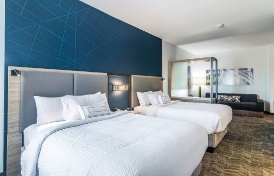Chambre SpringHill Suites Oklahoma City Downtown