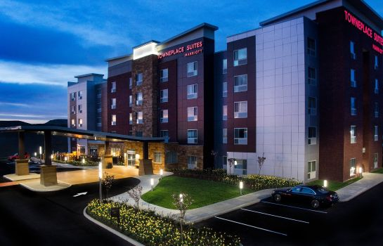 Vista esterna TownePlace Suites Pittsburgh Cranberry Township