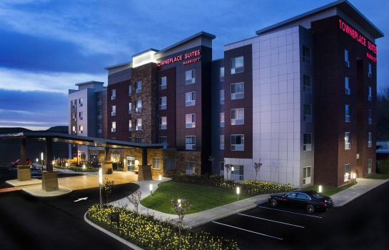 Außenansicht TownePlace Suites Pittsburgh Cranberry Township