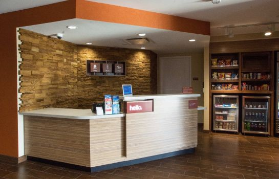 Hotelhalle TownePlace Suites Pittsburgh Cranberry Township