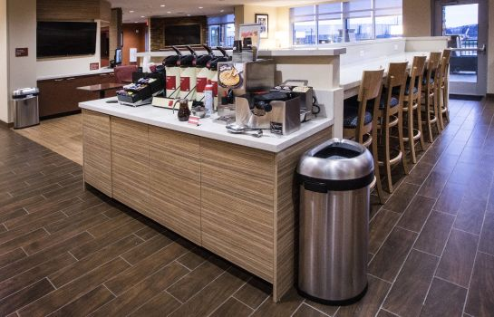 Restaurant TownePlace Suites Pittsburgh Cranberry Township