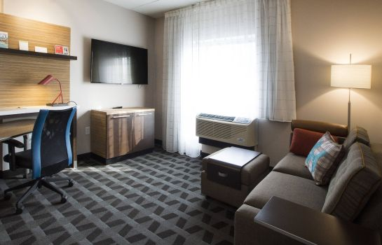 Suite TownePlace Suites Pittsburgh Cranberry Township