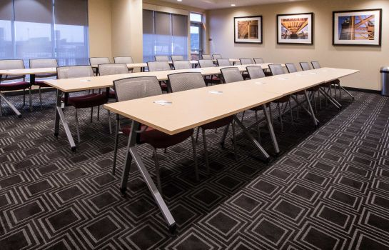 Conference room TownePlace Suites Pittsburgh Cranberry Township