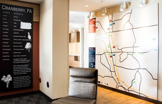 Info TownePlace Suites Pittsburgh Cranberry Township