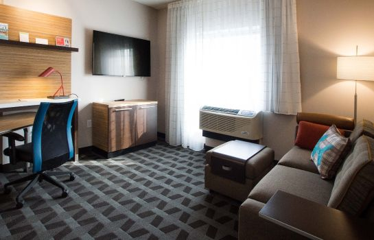 Room TownePlace Suites Pittsburgh Cranberry Township