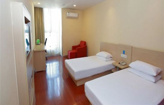 Doppelzimmer Standard Hanting Hotel Dagang butterfly City Square