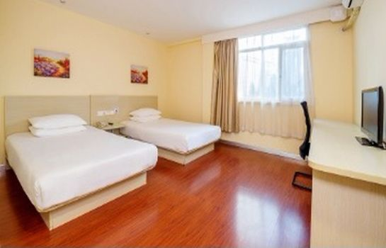 Double room (standard) Hanting Hotel danyang houxiang town