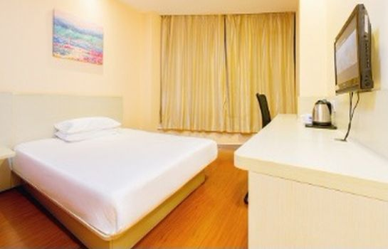 Double room (superior) Hanting Hotel danyang houxiang town