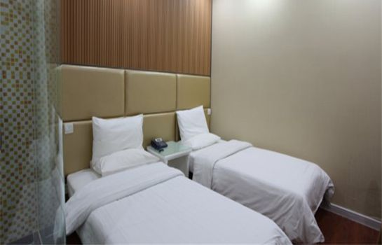 Doppelzimmer Standard Starway Hotel Middle Hongkong Road(Domestic Only)