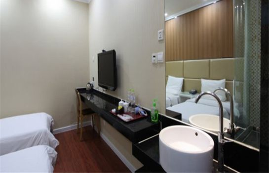 Habitación doble (estándar) Starway Hotel Middle Hongkong Road(Domestic Only)