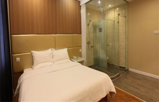 Doppelzimmer Komfort Starway Hotel Middle Hongkong Road(Domestic Only)