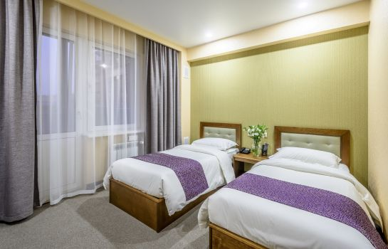Double room (standard) Baikal North Sea