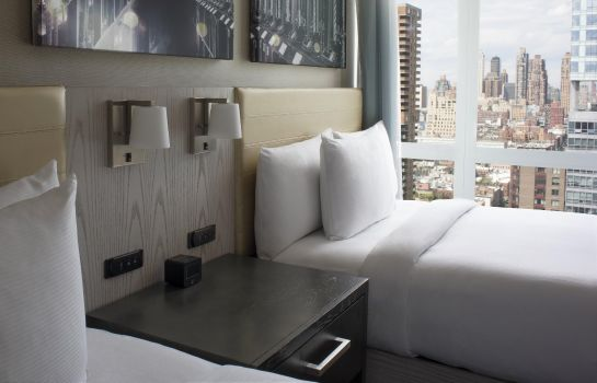 Zimmer DoubleTree by Hilton New York Times Square West