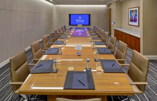 Conference room Hilton Norfolk The Main