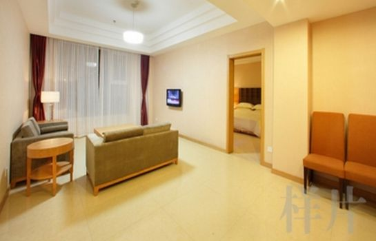 Widok wewnątrz Starway Hotel JinzhouGang(Domestic Only)