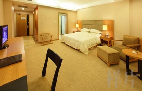 Chambre double (confort) Starway Hotel JinzhouGang(Domestic Only)