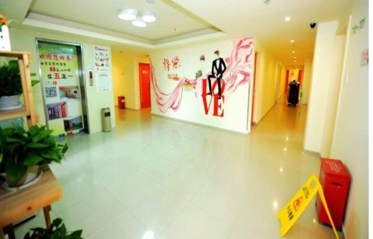 Vista interior 8 Inn Dongguan Huanghe Fashion Centre Branch